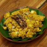 Tapioca Fish Biriyani Recipe