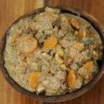 Village style Chicken Stew For Appam
